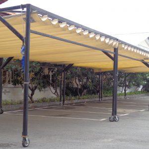 Mái xếp Bình Tân