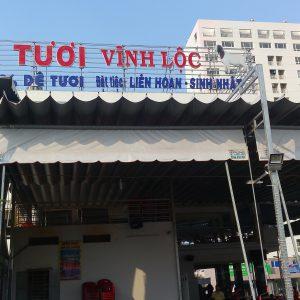 Bạt xếp Vĩnh Lộc