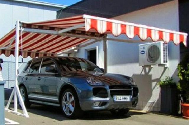 Ở đâu cung cấp mái che di động xe ô tô giá tốt nhất tại TPHCM?