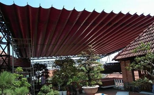 Mái che nhà vườn