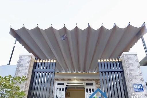 Mái xếp hiên nhà