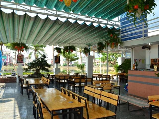 Những mẫu mái xếp cho nhà hàng hiện đại nhất