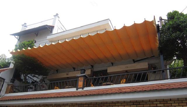 Bài học đắt giá khi mua và lắp đặt mái xếp tại Hải Phòng