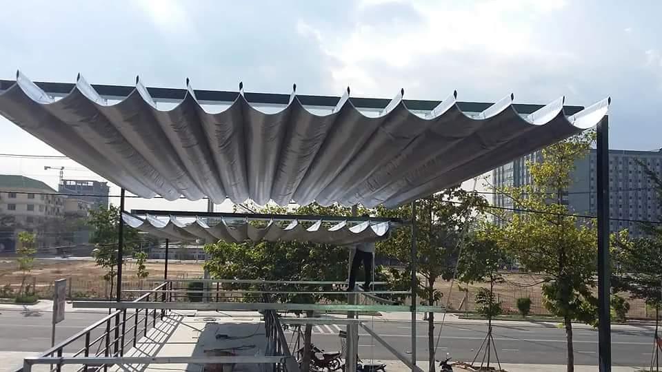 mái che di động Phương Trang